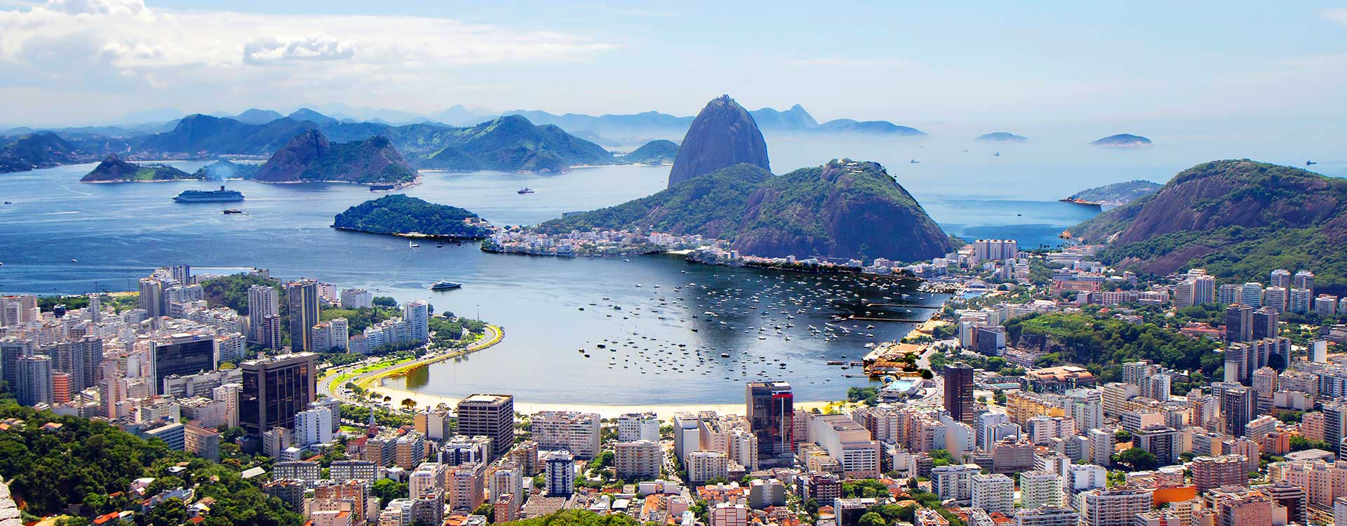 Best Places to Visit and Things to do in Brazil
